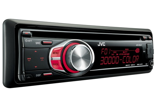 JVC KD-R501, autorádio CD/MP3