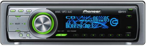 Pioneer DEH-P6800MP
